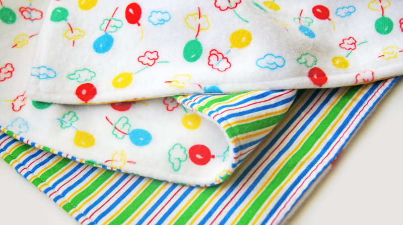Large Baby To Toddler 100 Cotton Flannel And Fleece